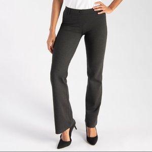 Betabrand Medium Gray Pants